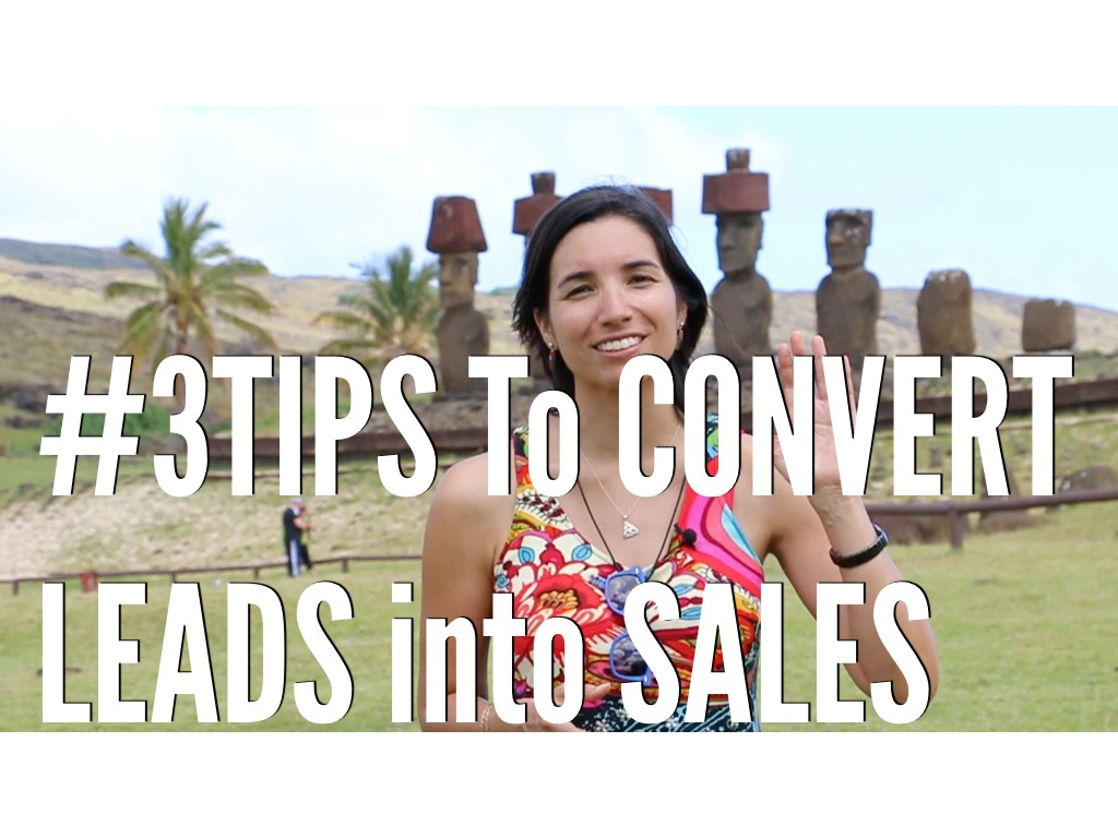 how to convert travel leads into sales
